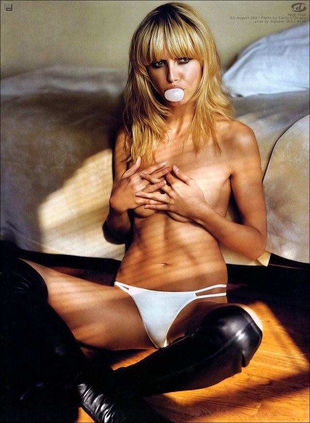 Heidi Klum Nude. Posted by SEXY Julie :) on March 7, 2008